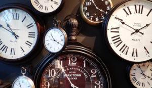 Wave 9 o el arte de olvidar el reloj y ver la vida en momentos