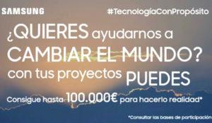 Samsung amplía el plazo para presentar proyectos al reto para desarrolladores #TecnologíaConPropósito