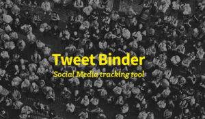 Tweet Binder renueva su imagen corporativa