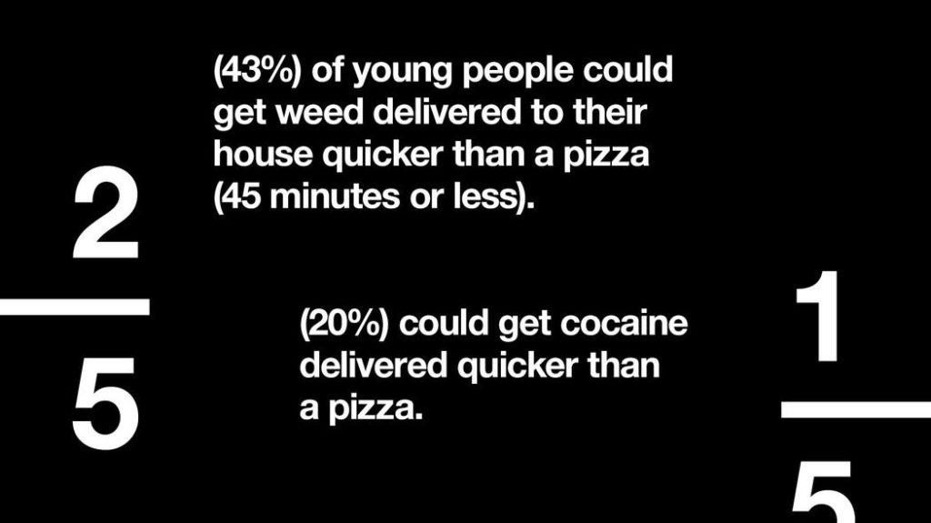 """""""Safe Sesh"""", la polémica campaña sobre el consumo de drogas de Vice"""