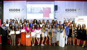 El futuro de los eventos se gradúa en ESODE Business School