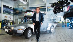 Jordi Hurtado, la inmortalidad y un DeLorean: fenómenos virales