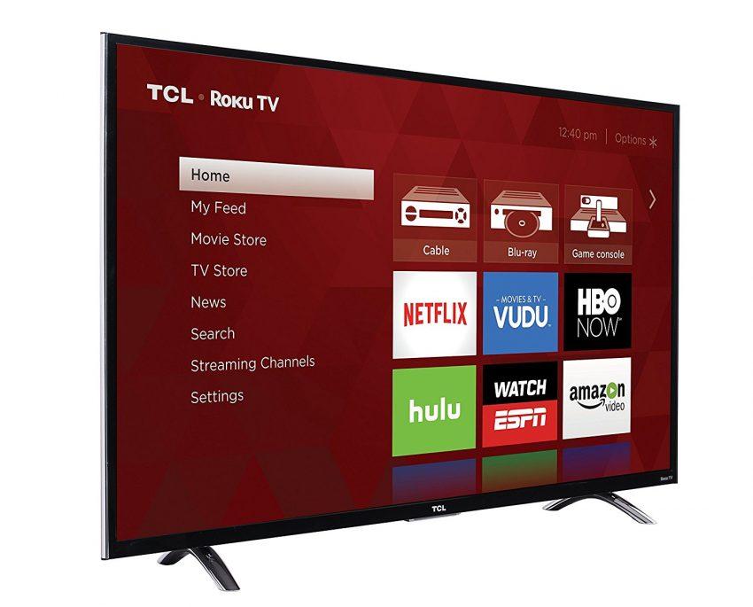 ¿Pensando en comprar un televisor 4K? Estos podrían interesarle