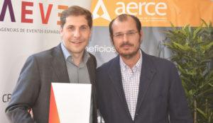 AEVEA y AERCE firman un acuerdo de colaboración para impulsar su relación