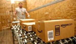 El sector de la logística español pone contra las cuerdas a Amazon