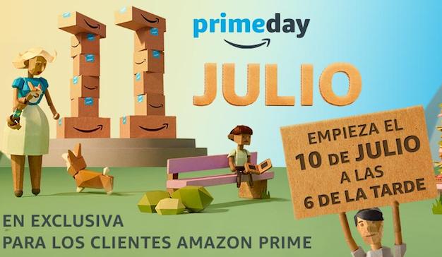Empieza el Amazon Prime Day, eche un vistazo a estas primeras ofertas