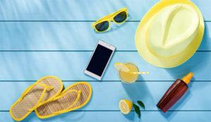 En verano tenga siempre a mano estas prácticas apps en su smartphone