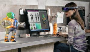 Realidad aumentada, la tecnología (útil) que será el pan nuestro de cada día en el futuro