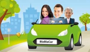 Los trayectos en coche compartido de BlaBlaCar aterrizan hoy en Google Maps