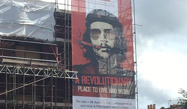 Che Guevera: de la revolución a vender apartamentos