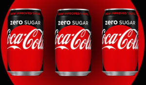 Un 60% de las ventas de Coca-Cola en 2019 corresponden a productos sin azúcares o calorías añadidos