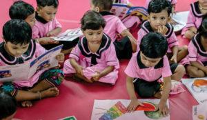 Cooltra busca sonrisas para combatir la pobreza infantil en Bombay