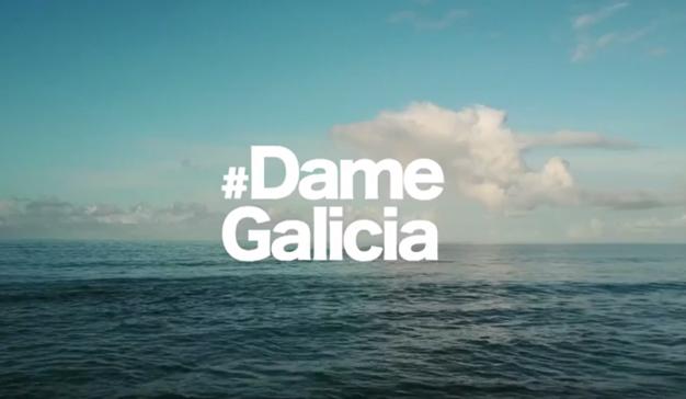 Dame Galicia, la campaña de BAP&CONDE para potenciar el turismo en Galicia