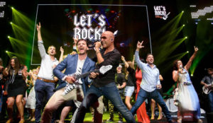 XII Gala de los Premios Grupo eventoplus: los grandes eventos a ritmo de rock