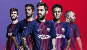 La marca FC Barcelona marcha viento en popa a toda vela y se embolsa 708 millones de euros