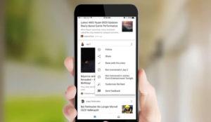 Google utilizará su historial de búsqueda para ofrecerle un feed más personalizado en el smartphone
