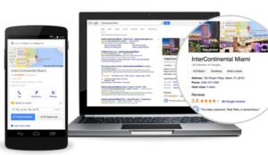 Google prueba los resultados de apartamentos vacacionales en su buscador