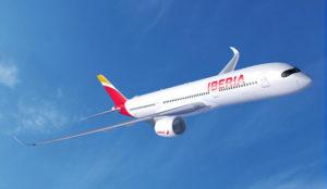 Iberia, la aerolínea más puntual del mundo