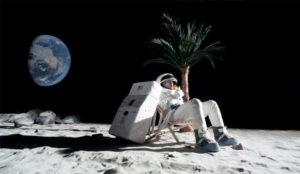 ¿Serán posibles las vacaciones en la Luna en un futuro próximo? Elon Musk cree que sí