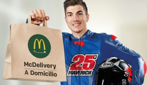 McDonald's España se sube a bordo de la iniciativa Global McDelivery Day