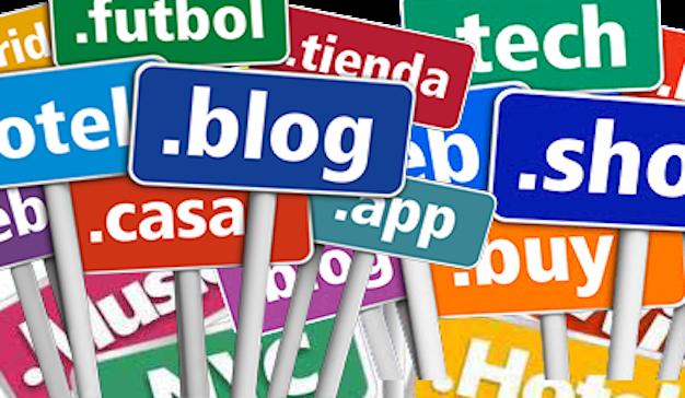Los nuevos dominios revolucionan el mundo del marketing - María García Ruesgas