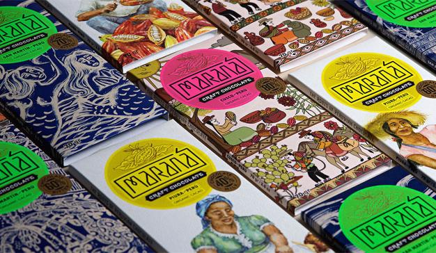35 deliciosos ejemplos de packaging de chocolate con los que se relamerá de gusto