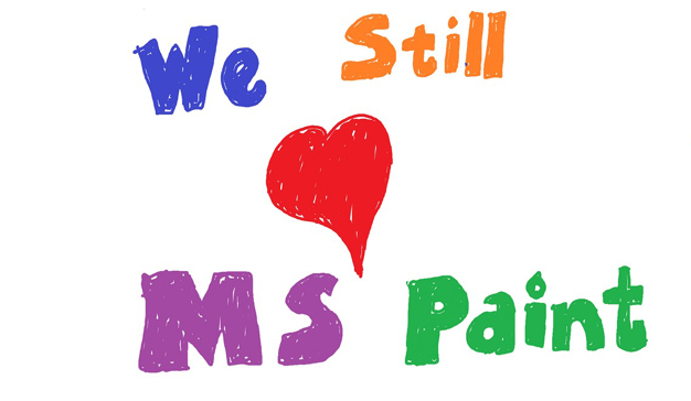 Microsoft finalmente no jubilará el MS Paint