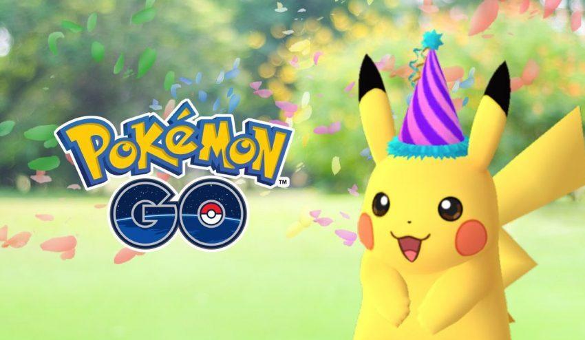 Pokémon Go cumple su primer año de vida y Niantic lo celebrará por todo lo alto este verano