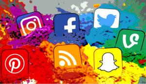 Todo lo que necesita saber sobre redes sociales (y desconoce) en una colorida infografía