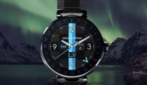 Louis Vuitton lanza un smartwatch (que solo da la hora) por 2.450 dólares