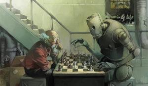 El antediluviano pensamiento 1.0 y el robotizado pensamiento 4.0, frente a frente