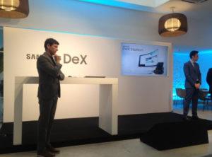 Presentación Samsung DeX