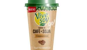 """Vivesoy Go! El primer """"vaso vegetal"""" del mercado"""