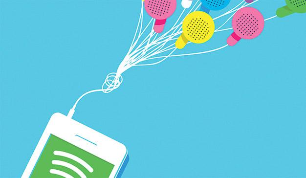 Spotify cierra un acuerdo de licencias con Sony mientras su salida a Bolsa se tambalea