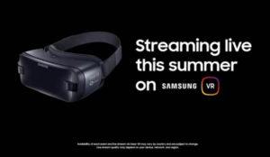 Samsung presenta su nueva plataforma de streaming de eventos en directo
