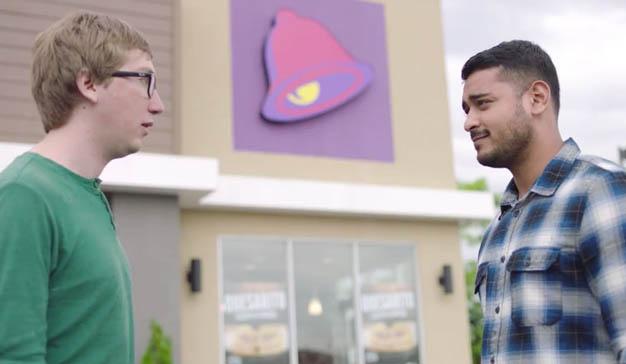 Taco Bell hace sangre de la publicidad triste en su última campaña