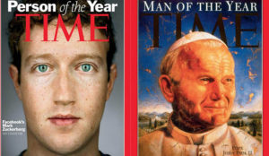 La revista TIME quiere otra imagen y busca cambiar su histórico nombre