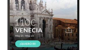 Viaja de fin de semana donde quieras con la nueva App de El Viajero Fisgón