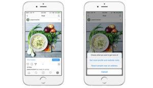 ¡Atención anunciantes! Instagram pone en marcha un botón para promocionar sus publicaciones