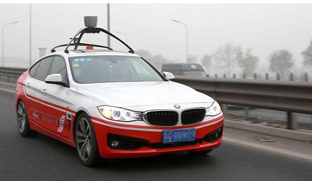 El buscador chino Baidu y Jac Motors se unen para lanzar un coche autónomo