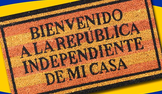 Cataluña no es