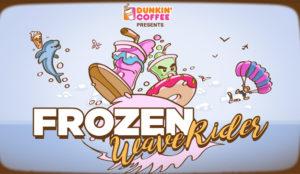 Dunkin' Coffee lanza un videojuego inspirado en las míticas máquinas arcade