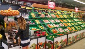 Mercadona invierte 3,1 millones de euros en la digitalización de sus supermercados