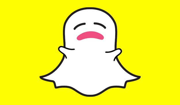Las acciones de Snapchat se pegan otro sonoro (y doloroso) batacazo