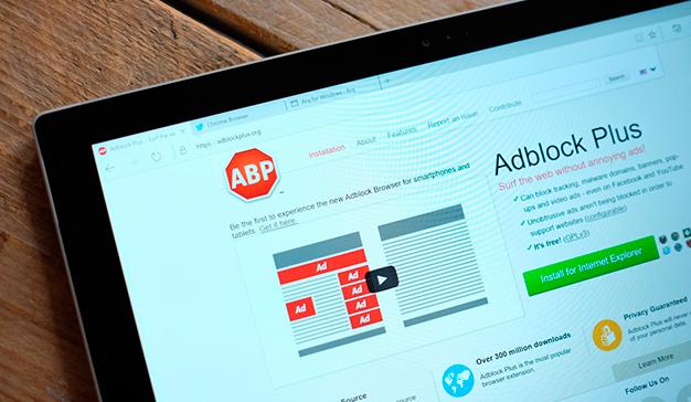 Adblock Plus logra romper las barreras de Facebook