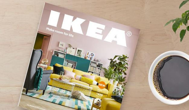 la salida de un nuevo catlogo de ikea es uno de los ms esperados del ao los icnicos catlogos de la marca sueca que en llegan con