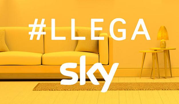 MediaCom, responsable del lanzamiento de Sky en España con una campaña multimedia