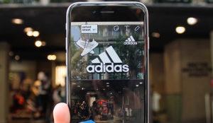 Adidas crea un anuncio gamificado exclusivo para Snapchat