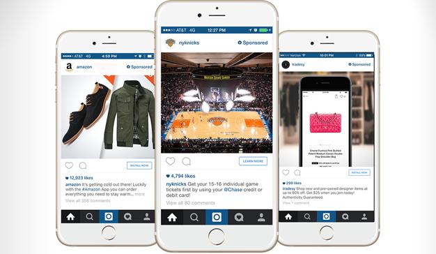 Instagram ya cuenta con más de dos millones de anunciantes activos mensuales