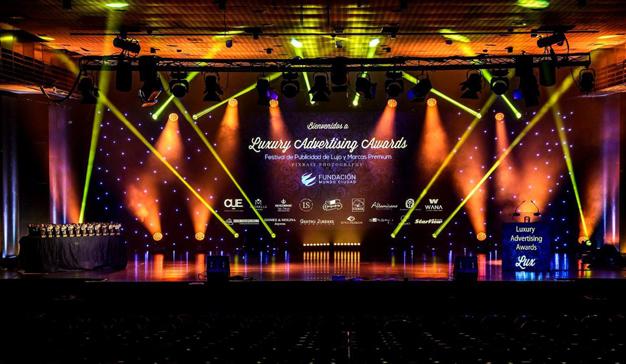 Jimmy Landaburu, Presidente del Jurado del festival Luxury Awards 2017
